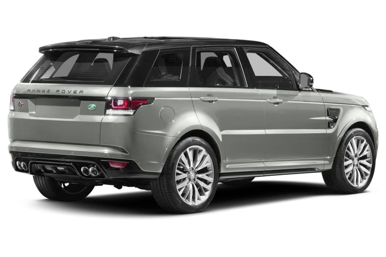 2015 land rover range rover sport 5 0l supercharged svr 4dr 4x4 pictures. Black Bedroom Furniture Sets. Home Design Ideas