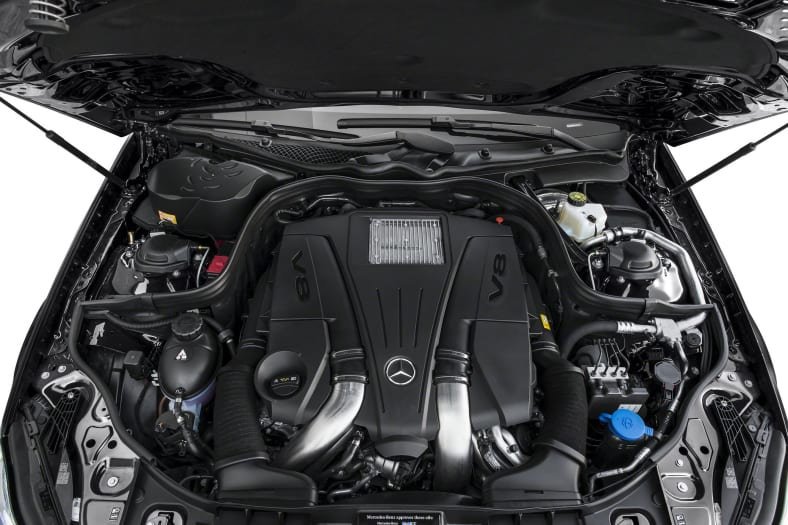 2016 Mercedes-Benz CLS-Class Exterior Photo