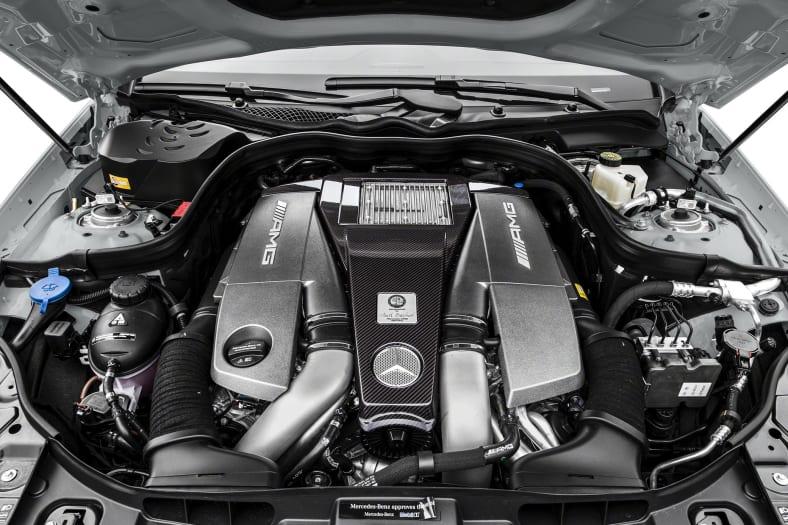 2016 Mercedes-Benz AMG CLS Exterior Photo