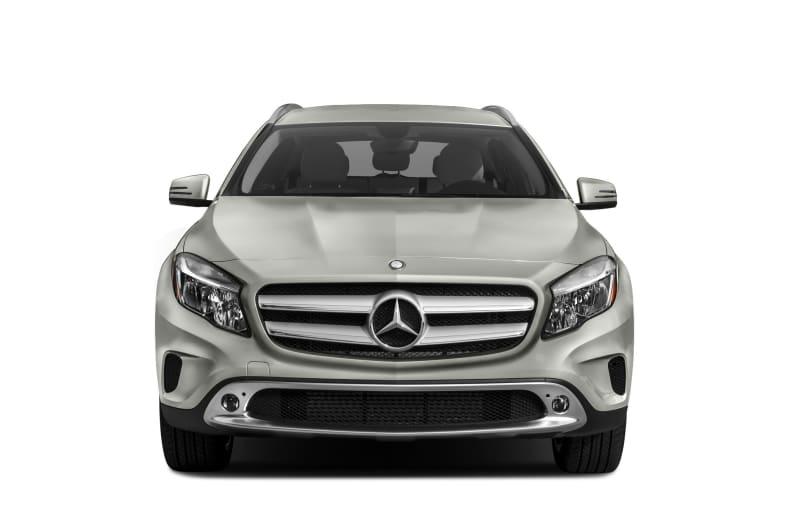 2016 Mercedes-Benz GLA-Class Exterior Photo