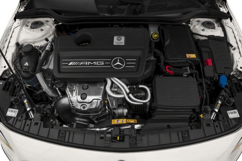 2016 Mercedes-Benz AMG GLA Exterior Photo