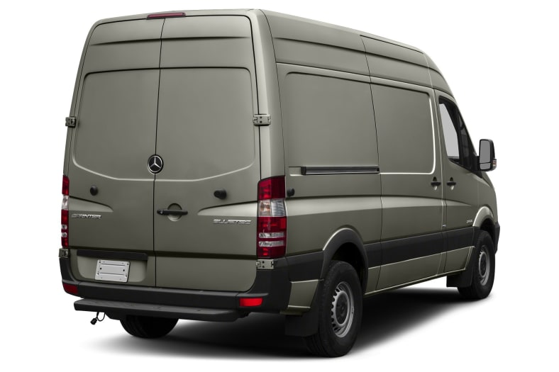 2015 mercedes benz sprinter class high roof sprinter 2500 cargo van 170 in wb rear wheel drive. Black Bedroom Furniture Sets. Home Design Ideas