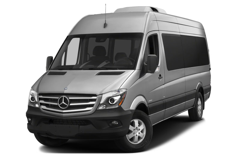 2015 mercedes benz sprinter class high roof sprinter 2500 for Mercedes benz sprinter price list