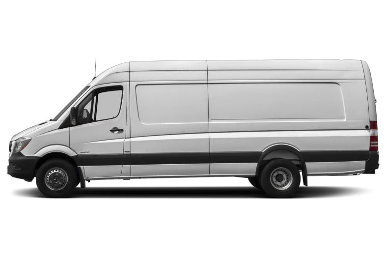 2015 mercedes benz sprinter class high roof sprinter 3500 extended cargo van 170 in wb rear. Black Bedroom Furniture Sets. Home Design Ideas