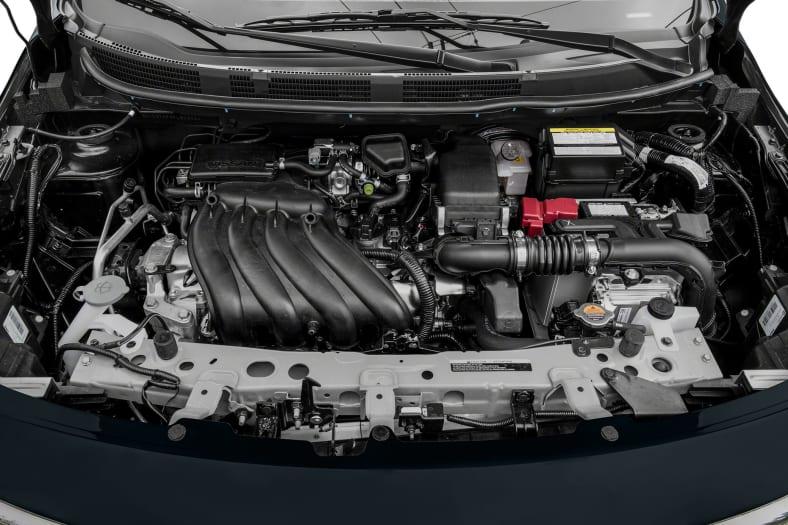 2017 Nissan Versa Exterior Photo