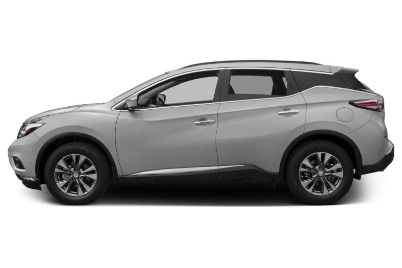 2016 Nissan Murano Exterior Photo