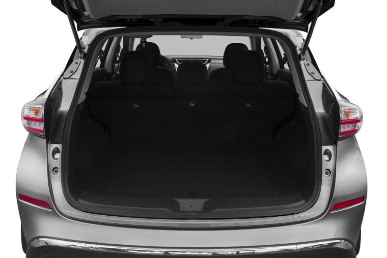 2017 Nissan Murano Exterior Photo