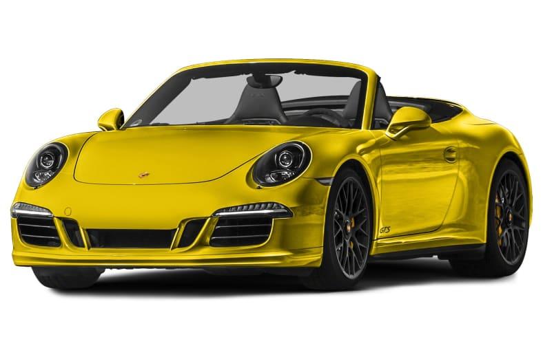 2016 Porsche 911 Carrera Gts 2dr Rear Wheel Drive Cabriolet Review