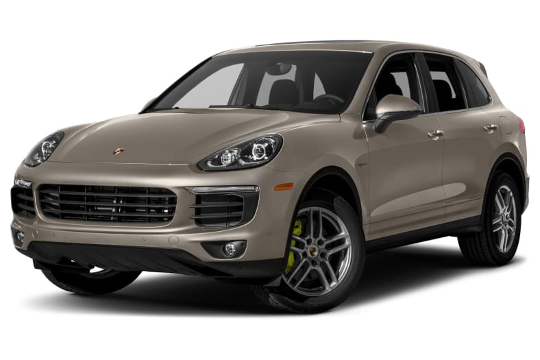 2018 porsche cayenne e hybrid information. Black Bedroom Furniture Sets. Home Design Ideas