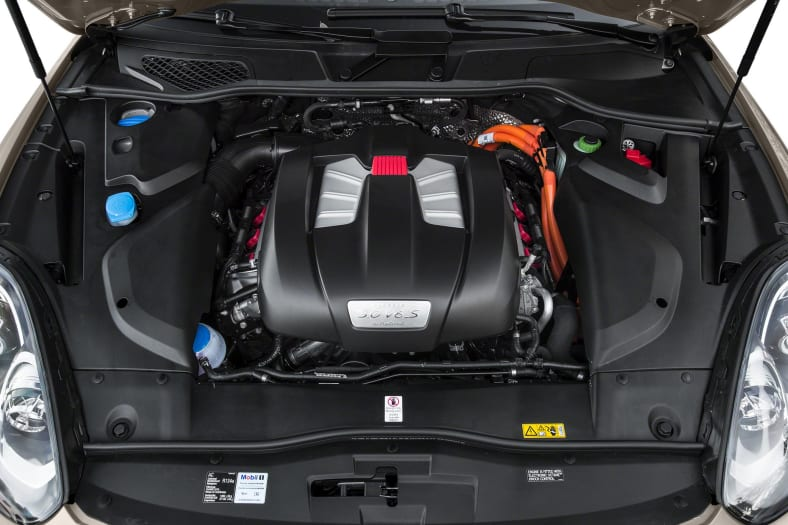 2017 Porsche Cayenne E-Hybrid Exterior Photo