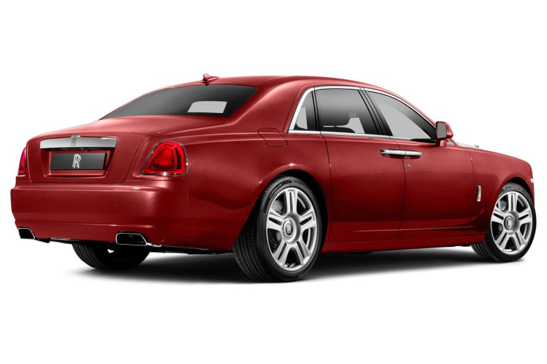 2015 Rolls-Royce Ghost Exterior Photo