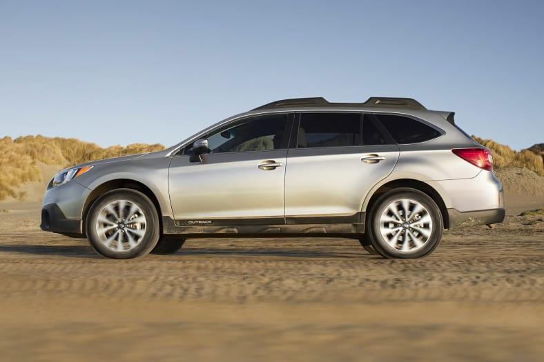 2017 Subaru Outback Exterior Photo