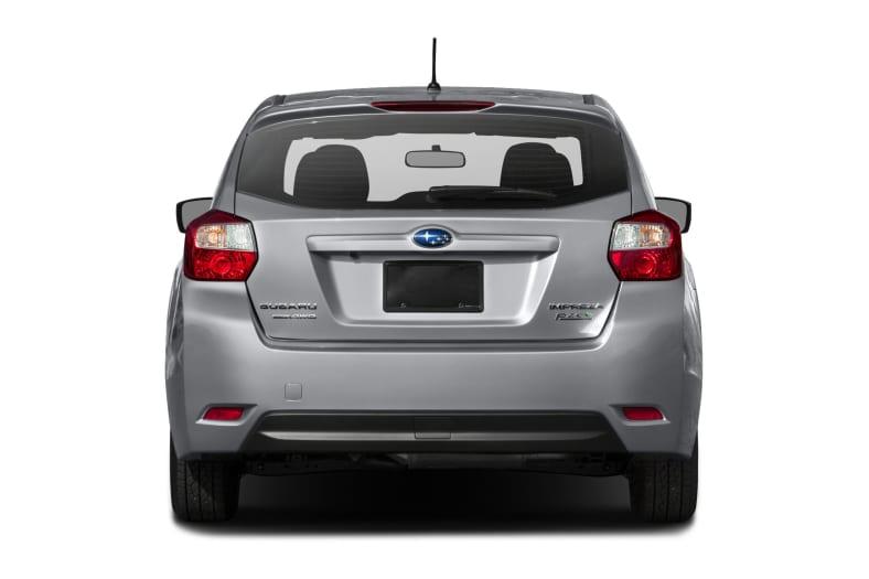 2015 Subaru Impreza Exterior Photo