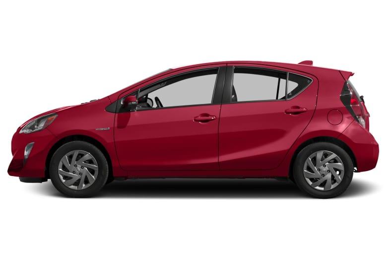 2016 Toyota Prius c Exterior Photo