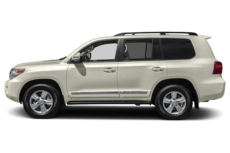 2015 Toyota Land Cruiser Exterior Photo