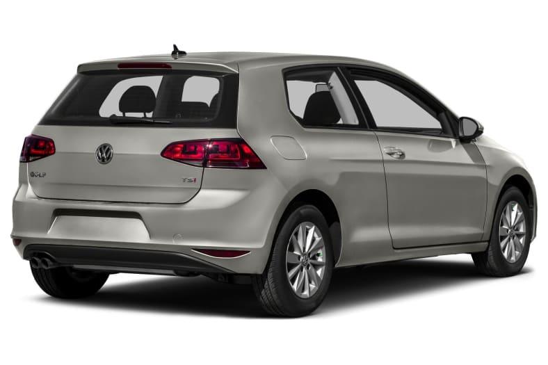 2016 Volkswagen Golf Exterior Photo