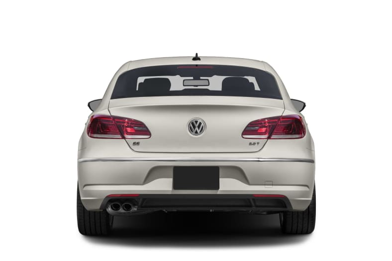 2014 Volkswagen CC Exterior Photo
