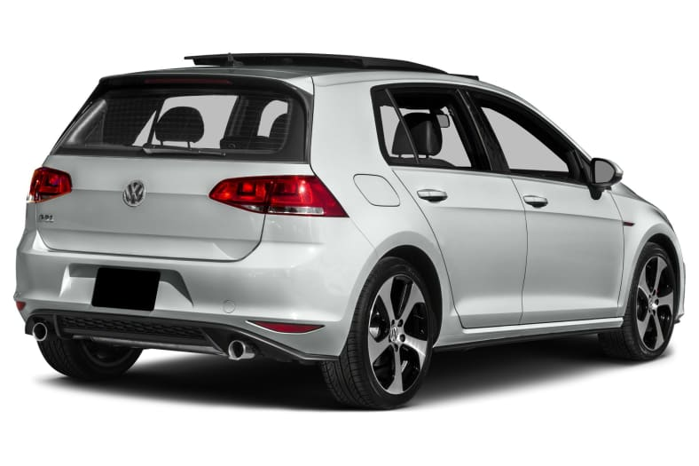2016 Volkswagen Golf Gti Exterior Photo
