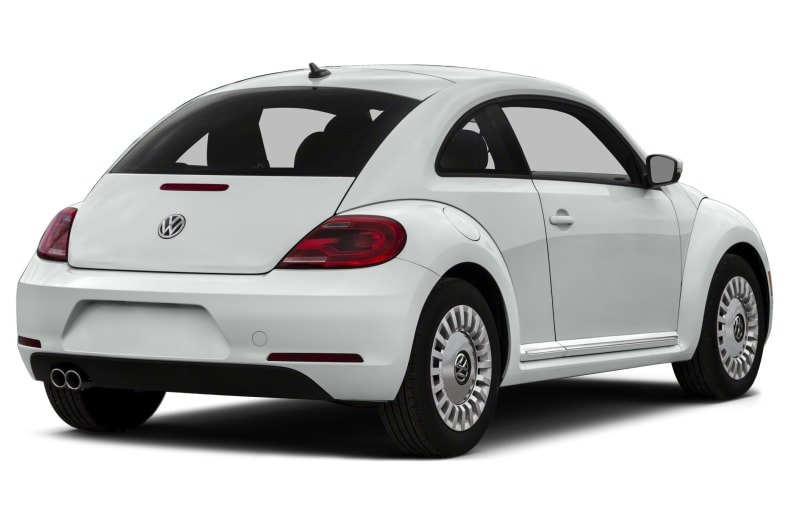2016 Volkswagen Beetle Exterior Photo