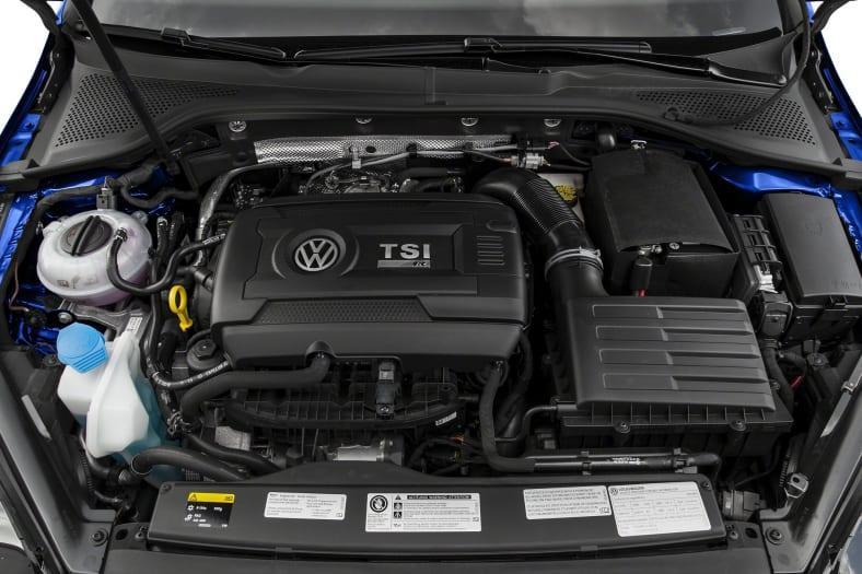 2015 Volkswagen Golf R Exterior Photo