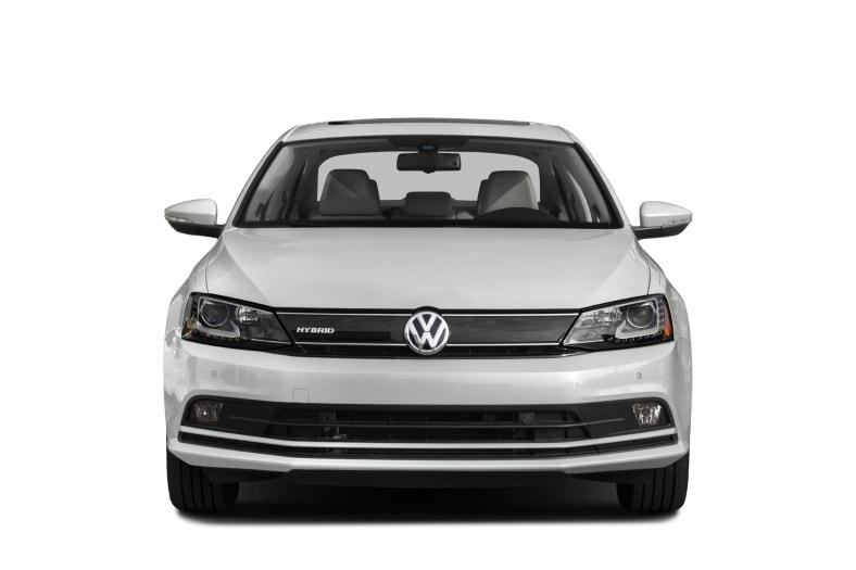 2016 Volkswagen Jetta Hybrid Exterior Photo