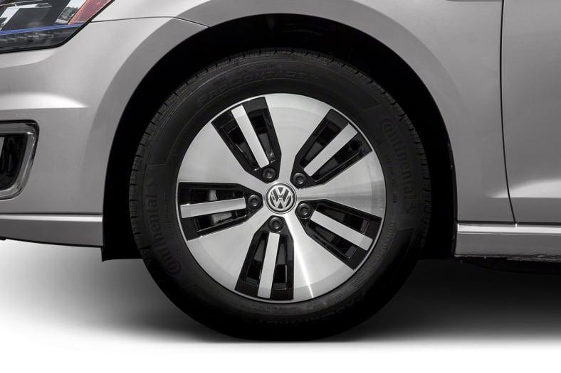 2016 Volkswagen e-Golf Exterior Photo