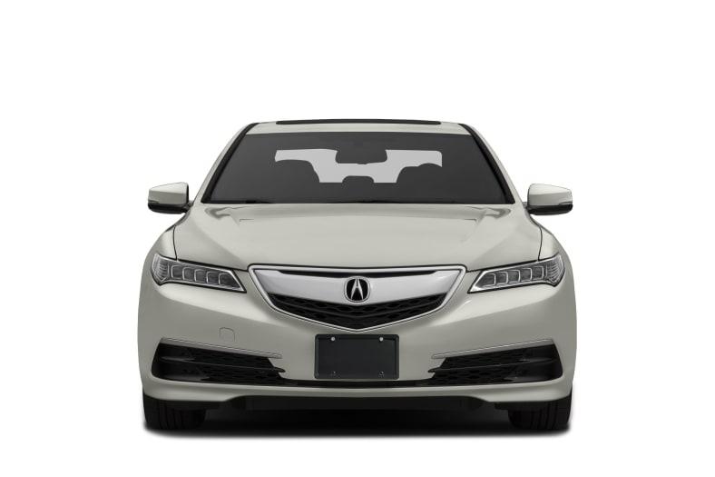 2016 Acura TLX Exterior Photo