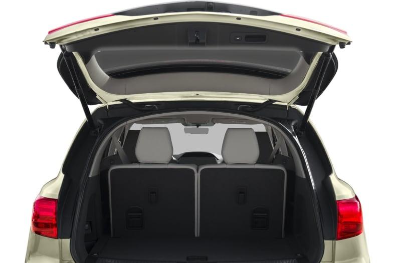 2016 Acura MDX Exterior Photo