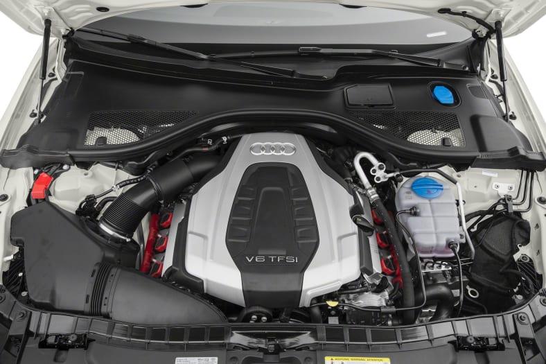 2018 Audi A6 Exterior Photo