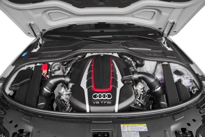 2017 Audi S8 Exterior Photo