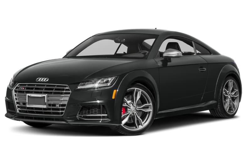 2018 Audi TTS Exterior Photo