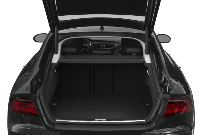 2016 Audi A7 Exterior Photo