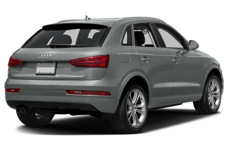 2018 Audi Q3 Exterior Photo