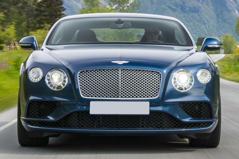 2017 Bentley Continental GT Exterior Photo