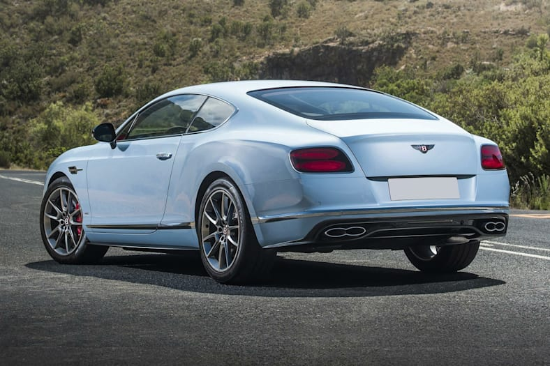 2017 Continental GT