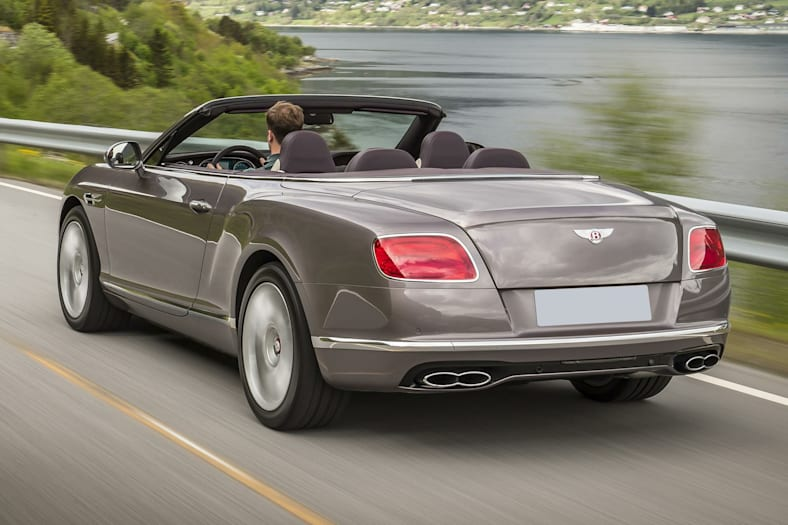 Usc Bec A on 2005 Bentley Continental Gt Mpg