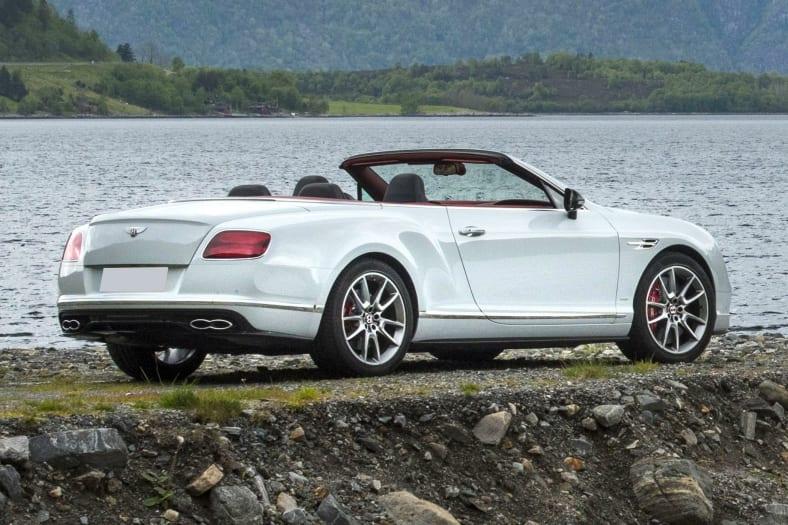 Usc Bec B on 2005 Bentley Continental Gt Mpg