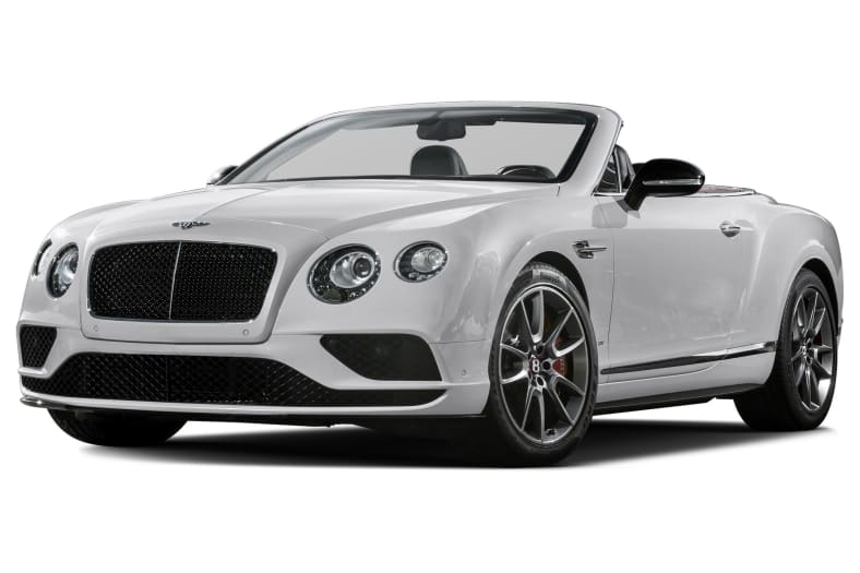 Charmant 2016 Bentley Continental GT Exterior Photo