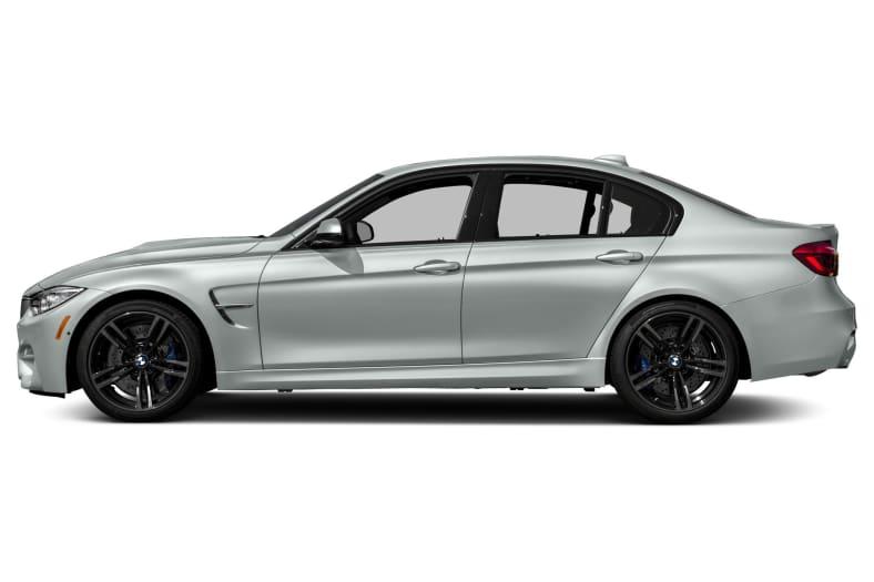 2017 BMW M3 Exterior Photo
