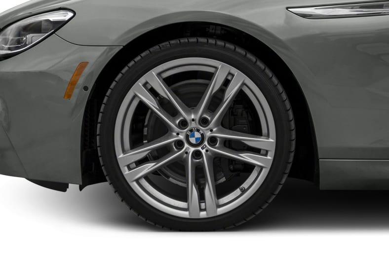 2018 BMW 650 Exterior Photo