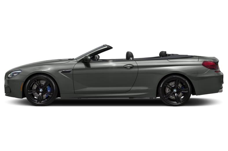 2018 BMW M6 Exterior Photo