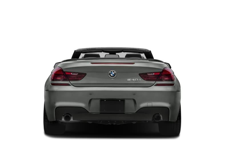 2018 BMW 640 Exterior Photo