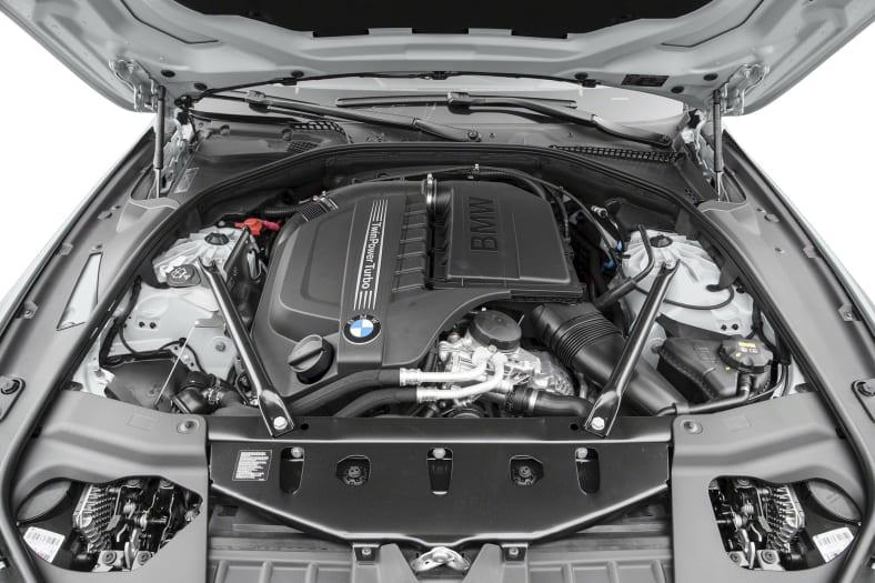 2018 BMW 640 Gran Coupe Exterior Photo
