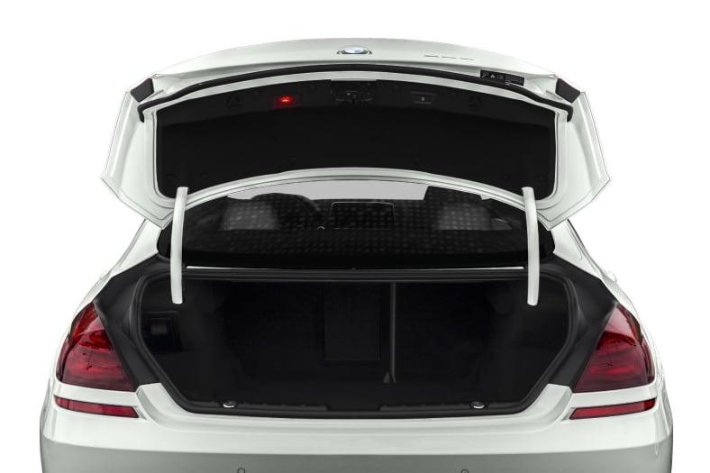 2016 BMW 650 Gran Coupe Exterior Photo