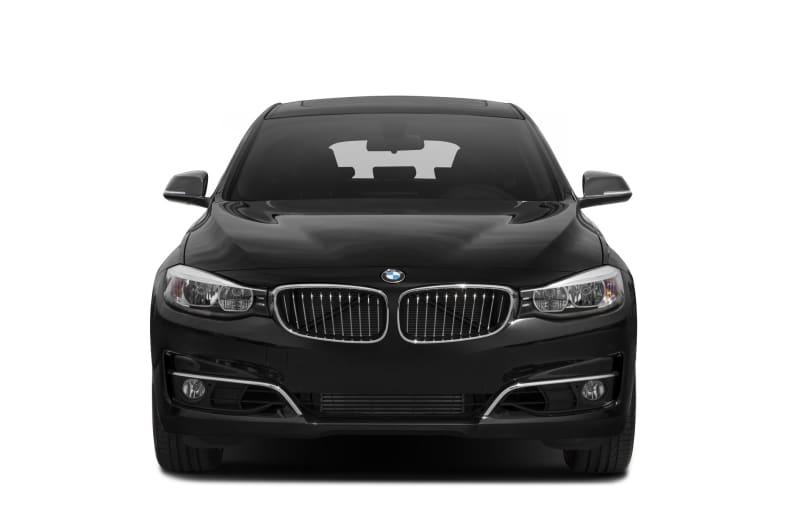 2016 BMW 328 Gran Turismo Exterior Photo
