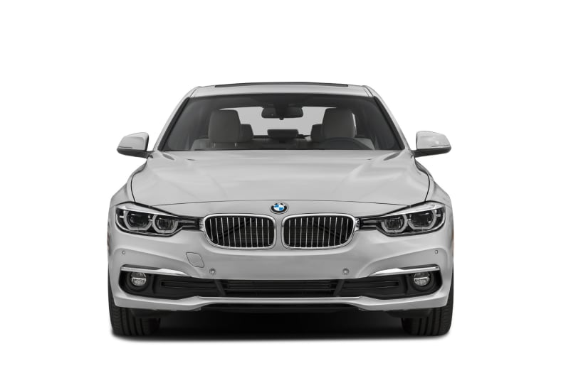 2016 BMW 328d Exterior Photo