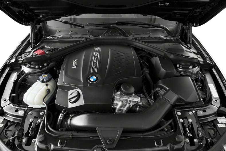 2015 BMW 435 Exterior Photo