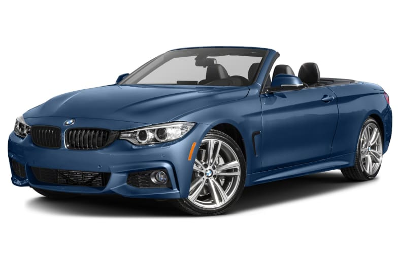 2016 BMW 435 i 2dr Rear wheel Drive Convertible