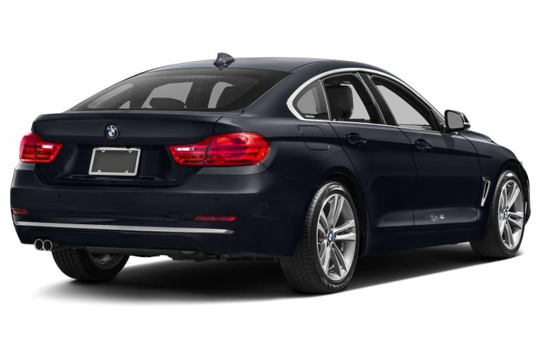 2016 BMW 428 Gran Coupe Exterior Photo