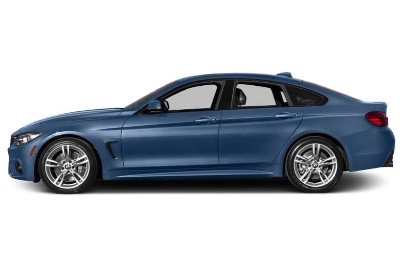 2015 BMW 435 Gran Coupe Exterior Photo